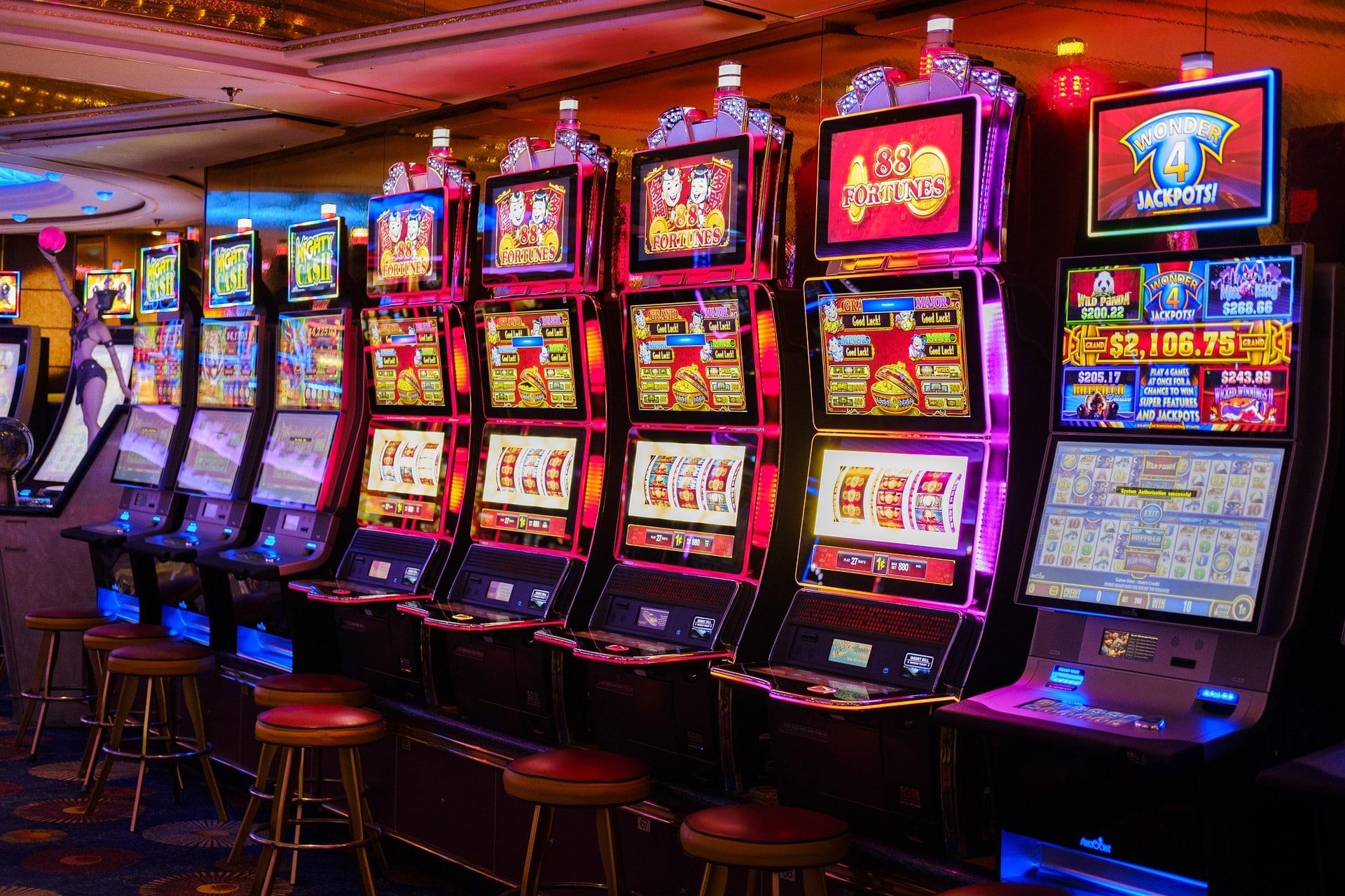 Giri gratis nei casino online