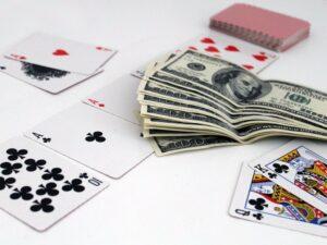 carte soldi, bankroll casino online