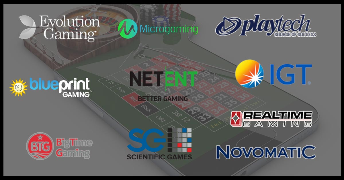 Software Casino Online – Microgaming, NetEnt ed Evolution Gaming