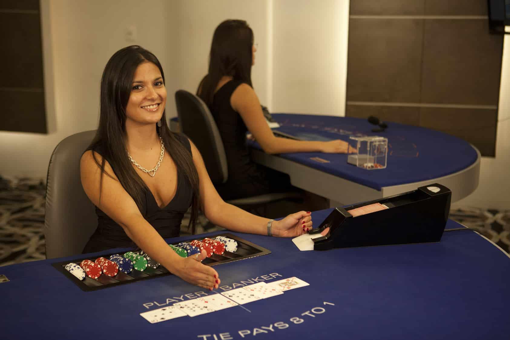 Casino online con croupier dal vivo