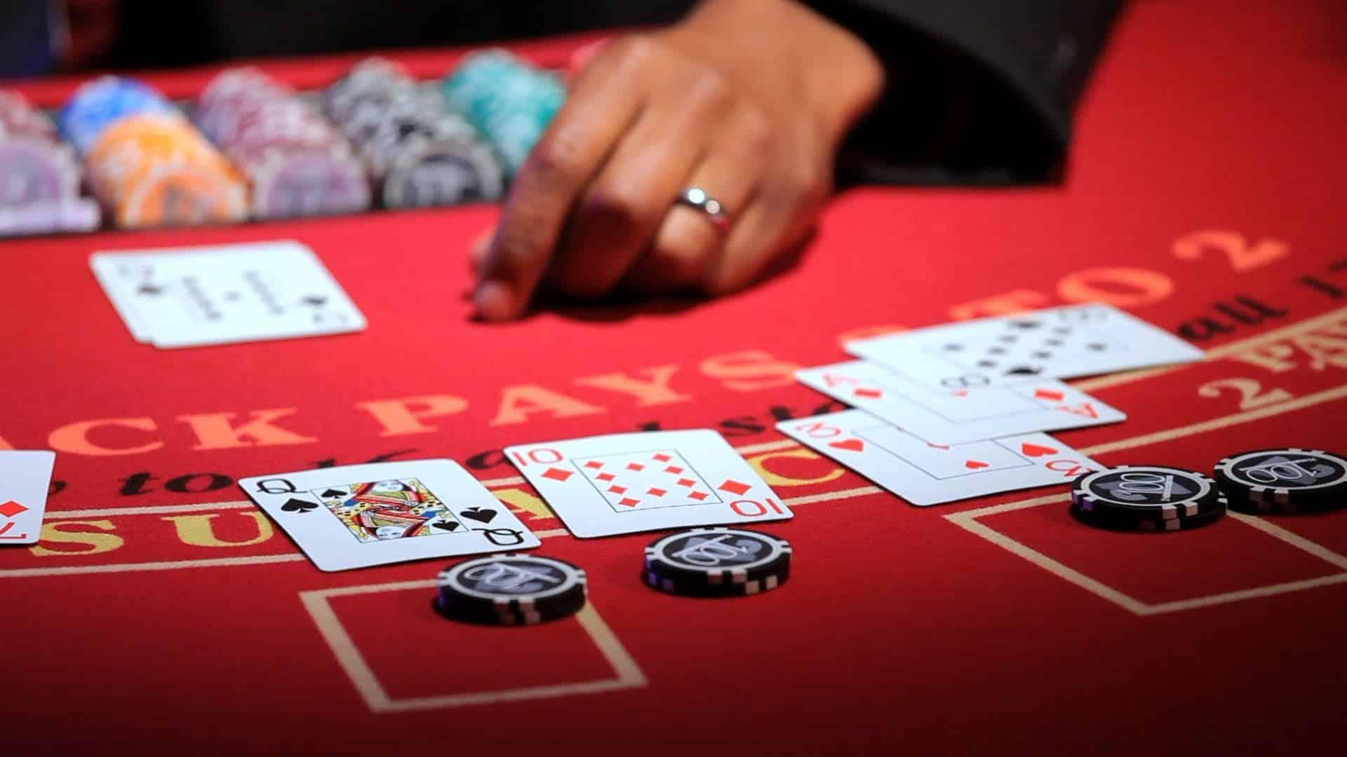 Bonus blackjack online casino