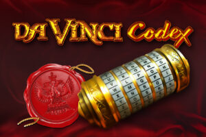 Da Vinci Codex slot
