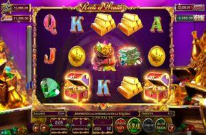 Reels of Wealth slot