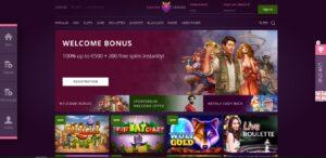 bonus malina casino