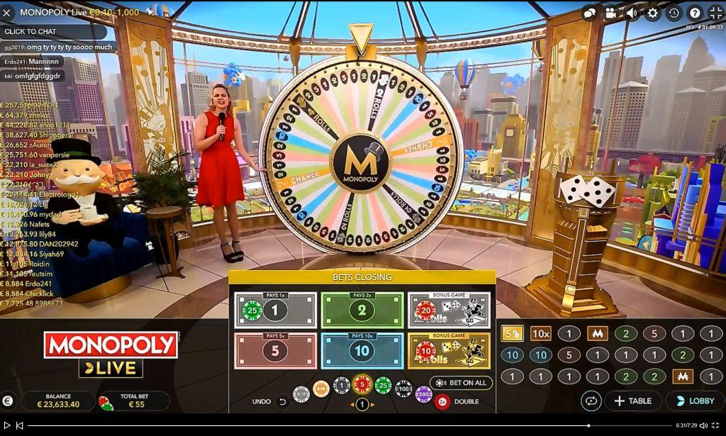 Monopoly Online Slot: dove giocare e free spins