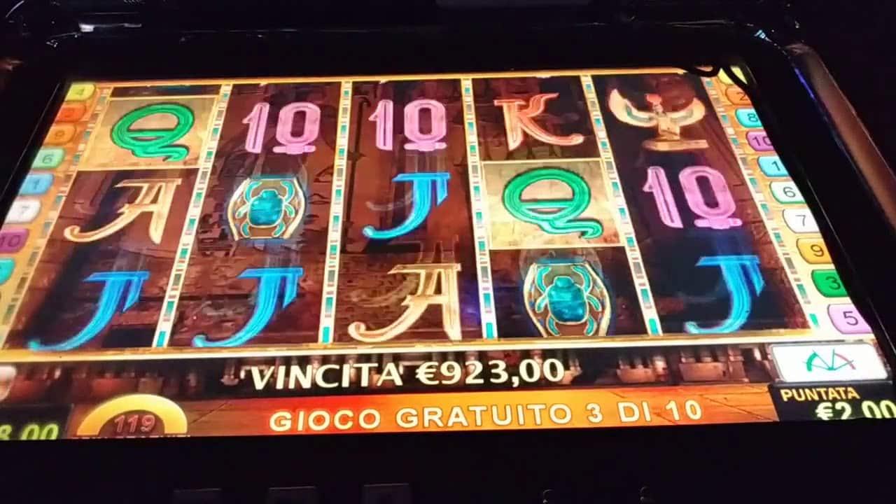 Giochi Slot Machine con soldi finti: dove giocare online