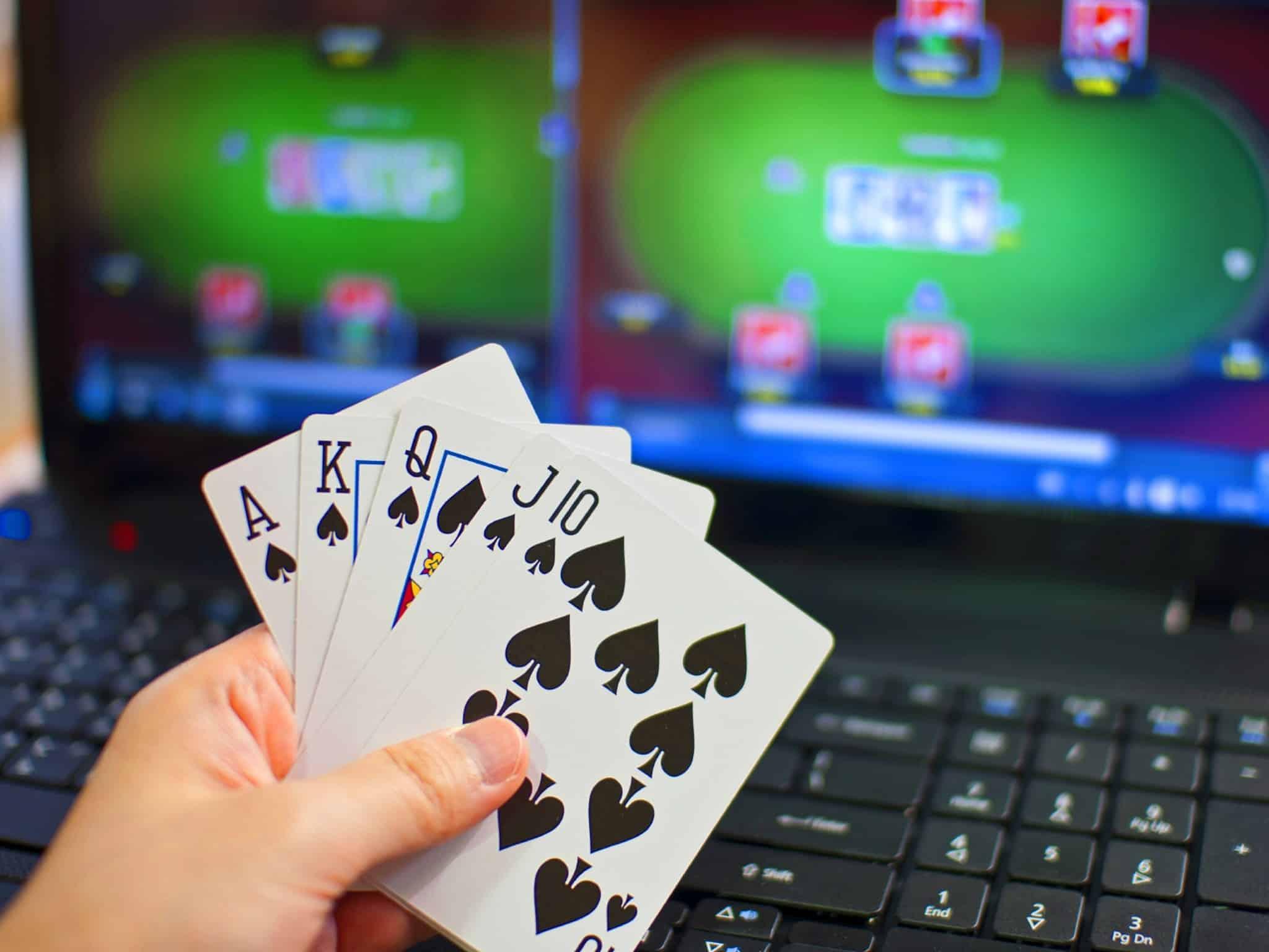 Poker gratis online: dove giocare senza registrazione