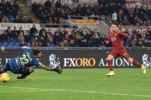 gol Under, Roma-Lecce