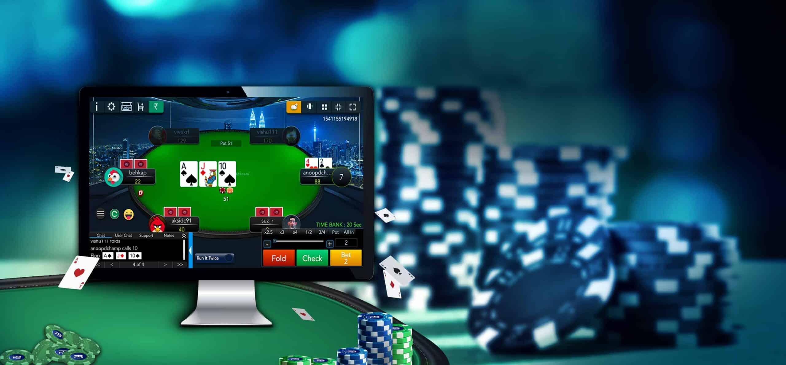 Poker Online Gratis in Multiplayer: dove giocare