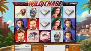 simboli The Wild Chase slot machine