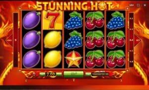 simboli Stunning Hot slot machine