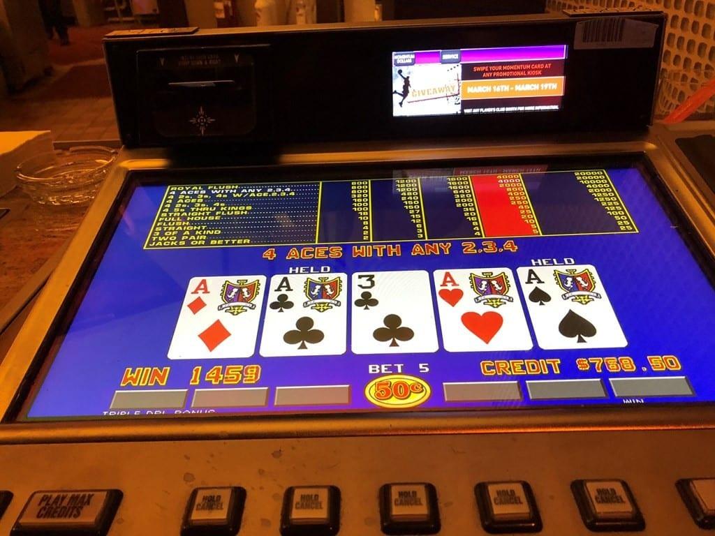 Video Poker Gratis con Raddoppio: come e dove giocare