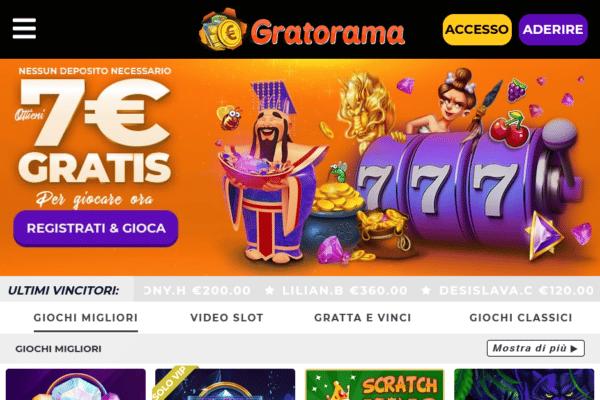 Nuovi Casinò Online con Bonus Senza Deposito 2021: la lista
